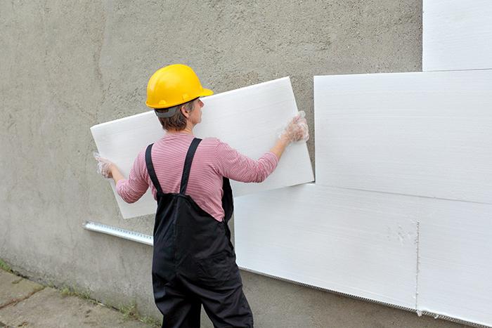 Соблюдая все рекомендации и учитывая особенности материала можно быстро и качественно выполнить теплоизоляцию фасада дома своими руками