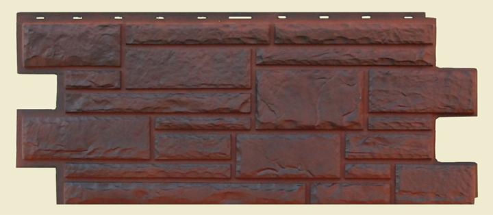 Отделочные панели обладают удобными рабочими выступами, с применением которых производится сборка покрытия в единое целое