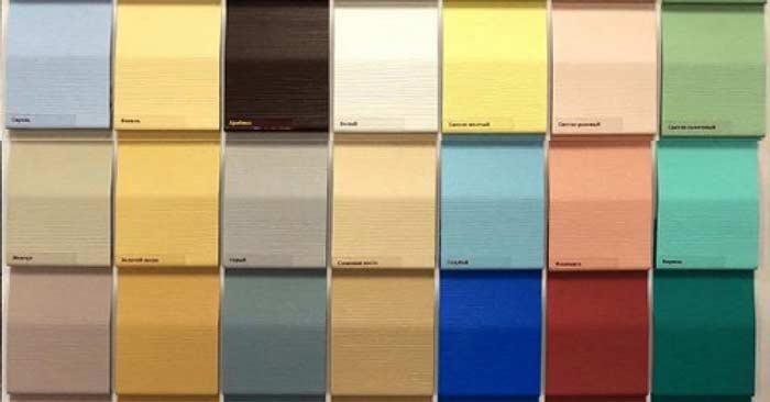 Цветовая палитра сайдинга очень велика и позволяет выбрать наиболее приглянувшийся оттенок