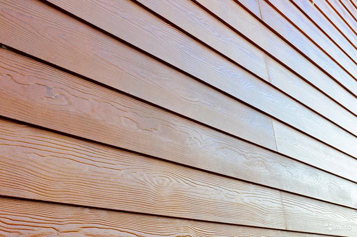 Фиброцементный тип сайдинга «Cedral» от «Eternit» является прекрасной заменой натуральной древесины и полностью повторяет текстуру кедра