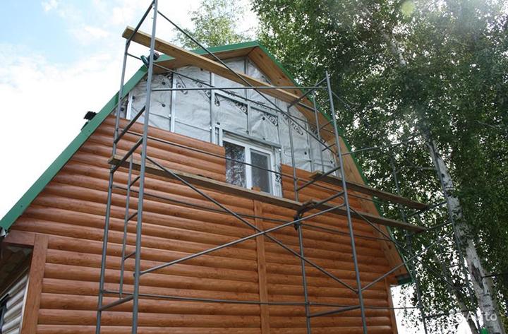 Строгое соблюдение правил монтажа стального сайдинга «Woodstock» позволяет получить качественную отделку фасада здания, которая способна прослужить не одно десятилетие