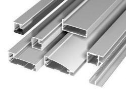 Алюминиевый профиль для фасадов зданий востребован
