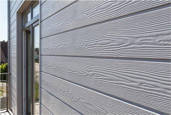 Фасадный вариант фиброцементных отделочных панелей «Кедрал» в настоящее время представляет собой наиболее выгодный и долговечный материал, используемый в отделке фасадной части строений различного назначения, включая жилые дома и офисные здания