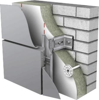 Обязательным этапом установки является утепление здания термоизолирующим материалом