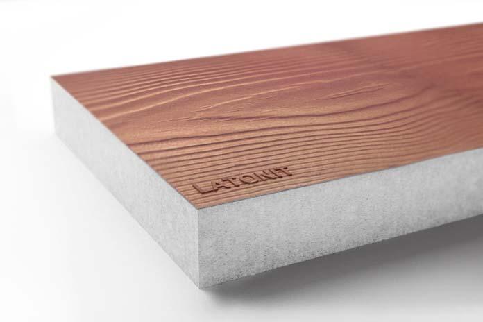 Лицевая поверхность сайдинга «Латонит» обладает качественным лакокрасочным покрытием с использованием акриловых составов
