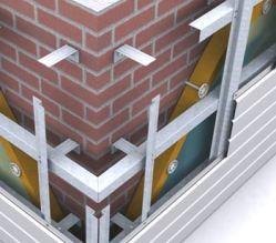 Качественный монтаж отделочных сайдинговых панелей предполагает монтаж обрешетки