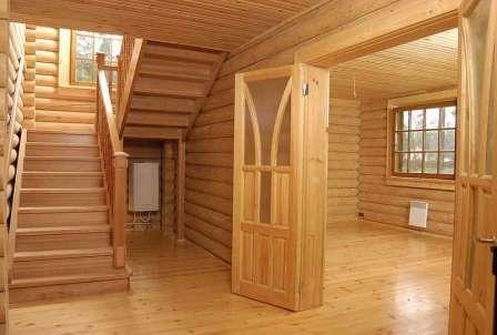 Дом из дерева – это символ уюта и гостеприимства