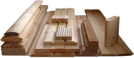 Класс качества вагонки зависит от наличия и размеров дефектов древесины