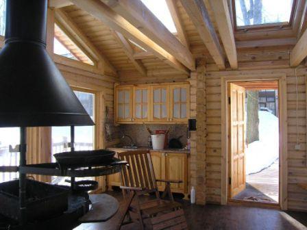 Выбор древесины для отделки зависит от условий эксплуатации помещения