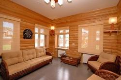 Если вам хочется создать неповторимую атмосферу у себя дома, то нет материала лучше, чем блок-хаус