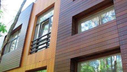 В странах Европы навесные вентилируемые фасады с успехом используются более трех десятилетий