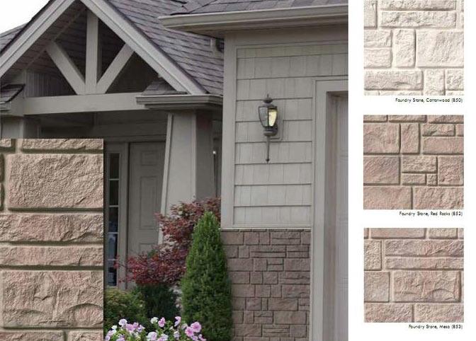Грамотно подобранные и правильно скомбинированные по цветовой гамме панели не только придают фасаду красивый и ухоженный вид, но и могут стать хорошим вариантом для дизайнерских решений