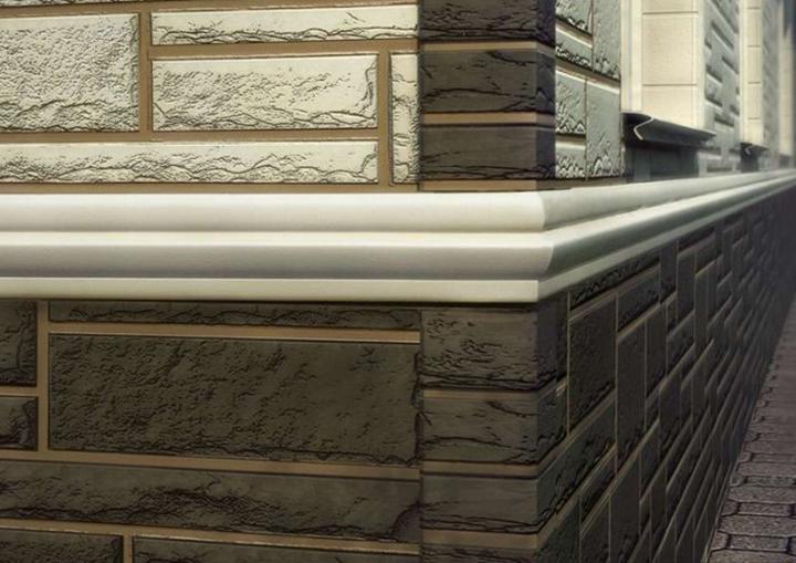 Обладая идеальным внешним сходством с натуральными, природными материалами, сайдинговые цокольные панели намного дешевле