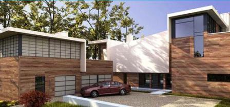 Для наружной облицовки дома могут применяться разные деревянные панели: как необработанная доска, так и высококачественный сайдинг