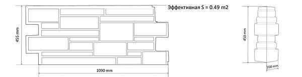 Количество панелей, которое потребуется для монтажа, можно легко рассчитать, зная размеры панелей и стен
