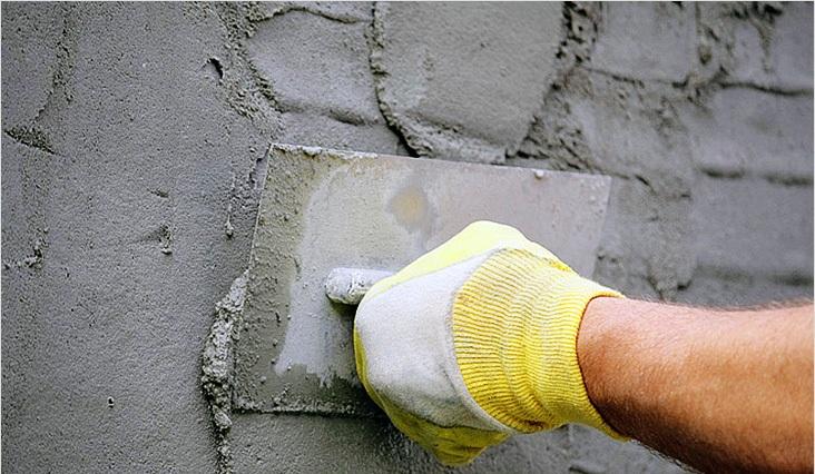 Штукатурка Knauf используется чаще всего для оштукатуривания различных фасадов и любых твёрдых оснований