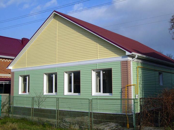 От того, насколько правильно будет установлен стартовый элемент, зависит качество и красота всей отделки фасада здания в целом