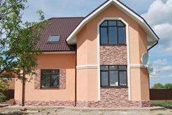 Фасад из пенопласта благотворно сказывается на долговечности сооружения