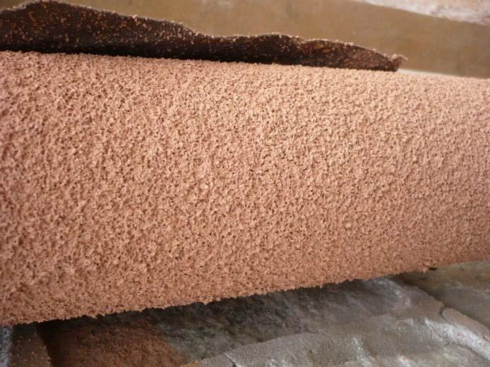 Структурной особенностью пробкового покрытия является схожесть с пчелиными сотами