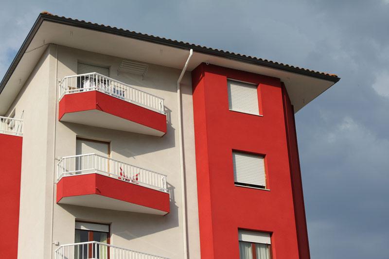Утепление фасадов покраска