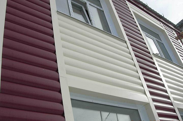 Следует помнить, что металлический вариант панелей под камень используется главным образом при оформлении фасадов не частных домов, а промышленных строений