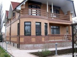 Как сделать красивый фасад дома