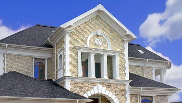 Если Вы намереваетесь облицевать кирпичом фасад деревянного дома, то его размеры не важны