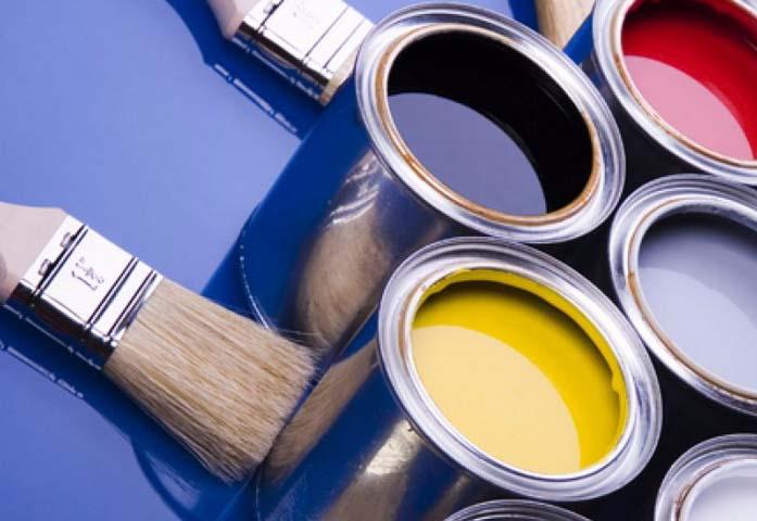 Основой силикатных красок служит жидкое стекло