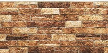 Фасадные панели значительно дешевле натурального отделочного камня