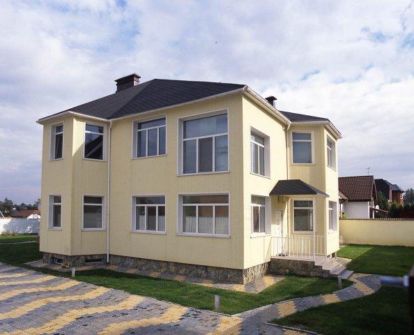 Панели из полиуретана не только преобразят внешний вид фасада здания, но и значительно продлят срок его службы