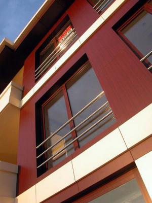 Современную архитектуру невозможно представить без фасадных панелей