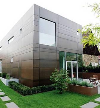 Быстрый монтаж, красота и практичность – основные достоинства фасадных панелей