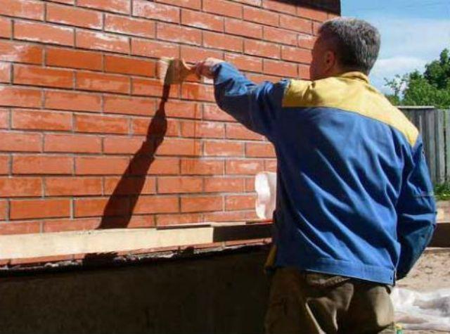 Всегда сухой фасад не пригоден для развития плесени и грибков, на нем не появляются высолы