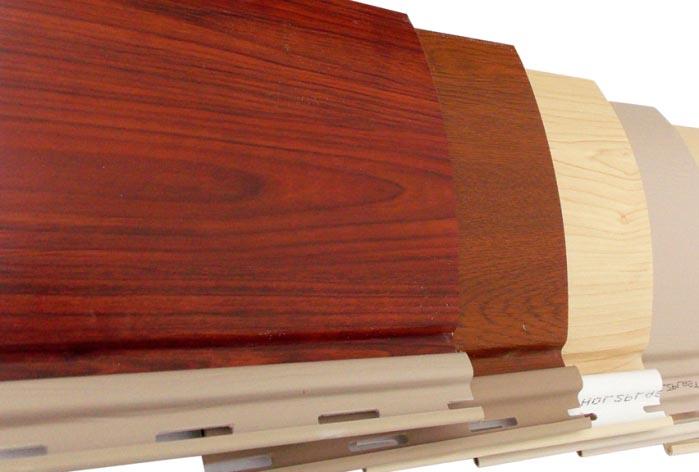 Деревянный отделочный материал относится к категории наиболее дорогих вариантов