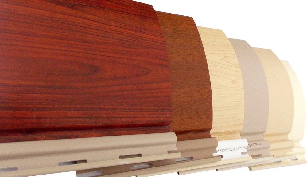 Фотоофсетная технология нанесения рисунка с точностью воспроизводит древесный рисунок, который имеет разнообразие цвета и оттенков