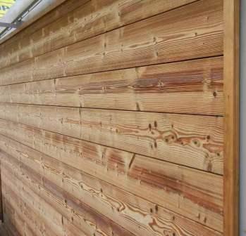 Современные материалы позволяют имитировать древесину разных пород