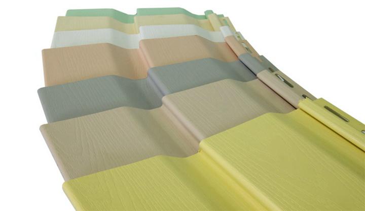В производстве представленного сайдинга сочетается применение качественных материалов и современных технологий