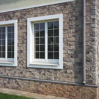 Благодаря такому материалу как искусственный камень, вы можете придать фасаду вашего дома неповторимый внешний вид