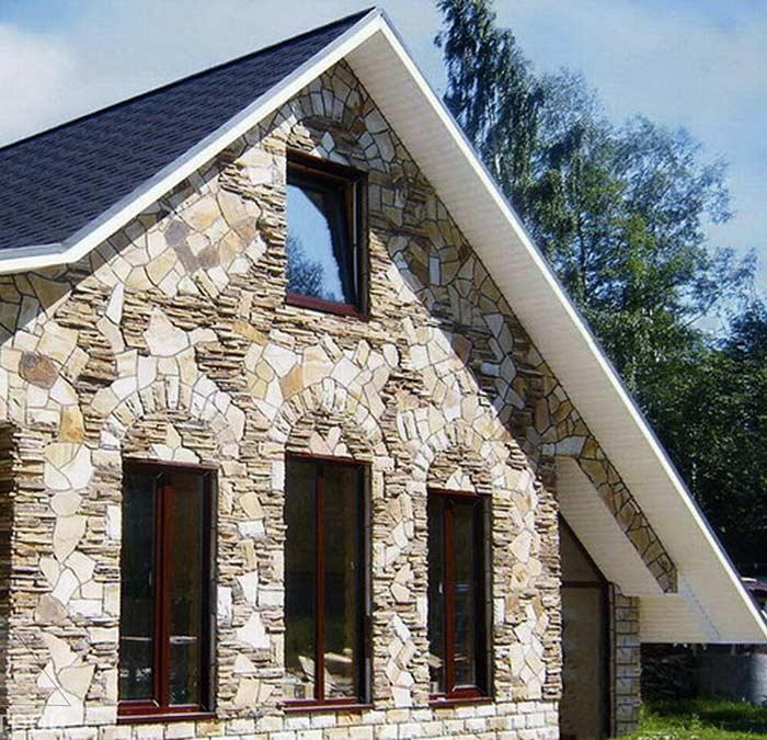 Хороший фасад – визитная карточка дома