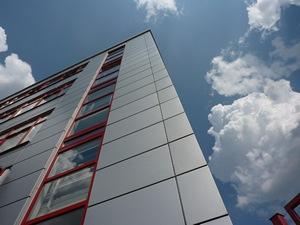Фасадные металлокассеты – новый материал для облицовки фасадов