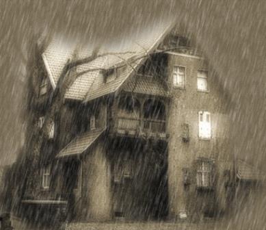 Облицовка фасада керамогранитом защитит стены от неблагоприятных погодных условий
