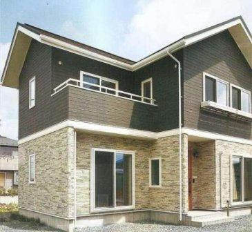 Все чаще при частном строительстве, предпочтение отдают фасадным панелям