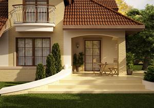При выборе материала для строительства и отделки дома ценится его надежность и долговечность