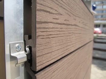 Композитные панели для фасадов сочетают в себе лучшие качества материалов, входящих в их состав