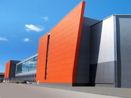 Вентфасады из композитных панелей – передовое решение для отделки здания