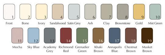 В отличие от сайдинга других производителей, изумительная цветостойкость MITTEN распространяется не только на светлые цвета, но и на тёмную гамму оттенков