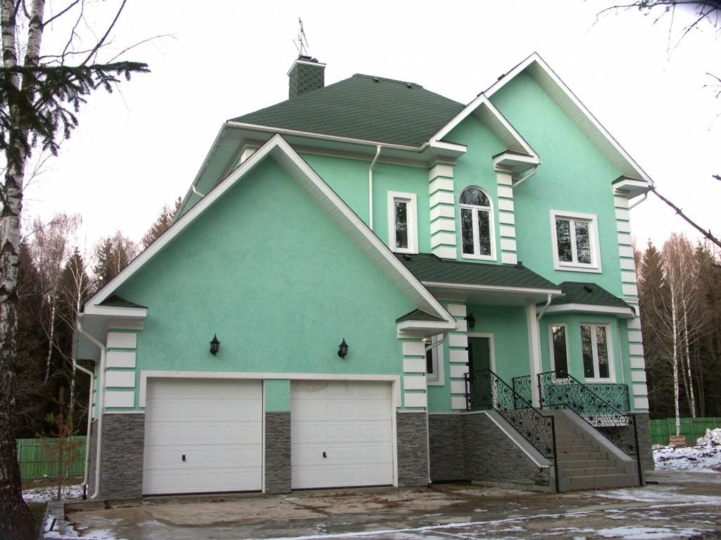 Расход материалов для утепления фасадов