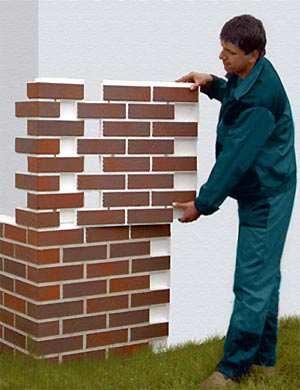 При монтаже фасадных панелей строго придерживайтесь инструкции