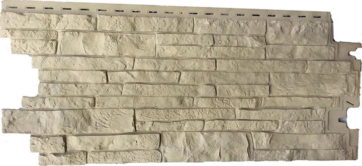 Сайдинг-панели относятся к категории усовершенствованных строительных отделочных материалов