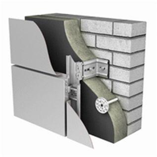 Современные отделочные материалы - навесные фасады